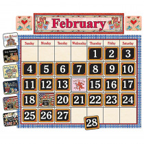TCR4291 - School Time Calendar Bulletin Brd in Calendars