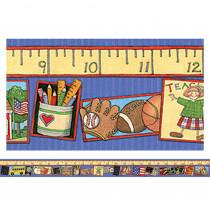 TCR4597 - Susan Winget School Time Border Trim 3 in Border/trimmer