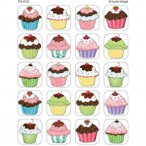TCR4732 - Susan Winget Cupcakes Stickers in Stickers