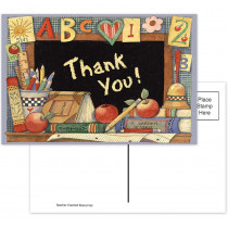 TCR4812 - Susan Winget Thank You Postcards in Postcards & Pads