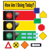 TCR4875 - How Am I Doing Today Mini Bulletin Board Set in Miscellaneous