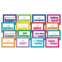 TCR5099 - Positive Posters Bulletin Board Set in Motivational