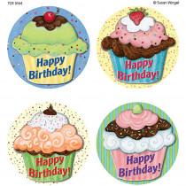 TCR5164 - Susan Winget Cupcakes Wear Em Badges in Badges