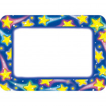 TCR5170 - Shooting Stars Name Tags Labels in Name Tags