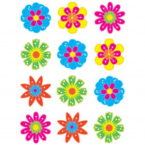 TCR5395 - Fun Flowers Mini Accents in Accents