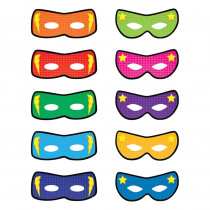 TCR5591 - Superhero Masks Accents in Accents