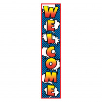 TCR5644 - Superhero Banner in Banners