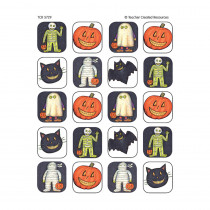 TCR5729 - Susan Winget Halloween Stickers 120 Stks in Holiday/seasonal