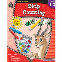 TCR5916 - Ready Set Learn Skip Counting Gr Gr 1-2 in Counting