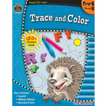 TCR5917 - Ready Set Learn Trace And Color Gr Pk-K in Tracing