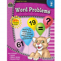 TCR5926 - Rsl Word Problems Gr 2 in Activities