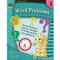 TCR5927 - Rsl Word Problems Gr 3 in Activities