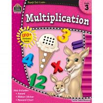 TCR5928 - Rsl Multiplication Gr 3 in Multiplication & Division
