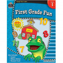 TCR5978 - Ready Set Learn First Gr Fun in Skill Builders