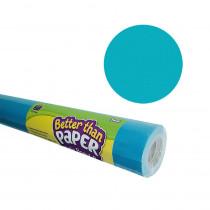 TCR6333 - Teal Better Than Paper Bb Roll 4/Ct in Bulletin Board & Kraft Rolls