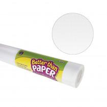 TCR6338 - White Better Than Paper Bb Rl 4/Ct in Bulletin Board & Kraft Rolls