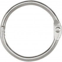 TCR63924 - 6 Pack 1 Inch Binder Rings in Book Rings