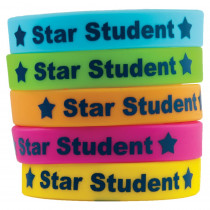 TCR6548 - Star Student Wristbands in Novelty