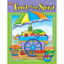 TCR7029 - Fruit Of The Spirit Book in Inspirational