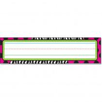 TCR70713 - Zebra Nameplates in Name Plates