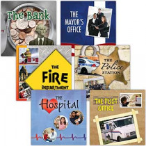 TCR729870 - Our Community Book Set Of All 6 in Economics