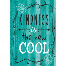 TCR7412 - Kindness Is The New Cool Poster Positive in Inspirational