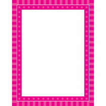 TCR74641 - Pink Sassy Solids Chart in Classroom Theme