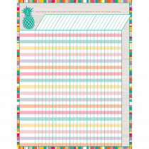TCR7519 - Tropical Punch Incentive Chart in Motivational
