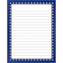 TCR7529 - Marquee Lined Chart in Classroom Theme