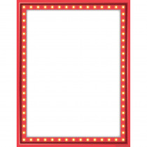 TCR7530 - Marquee Blank Chart in Classroom Theme