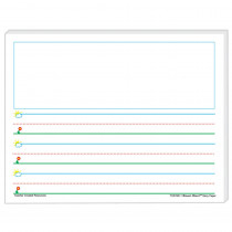 TCR76511 - Smart Start K-1 Story Paper 100 Sheets in Handwriting Paper