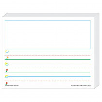TCR76513 - Smart Start K-1 Story Paper 360 Sheets in Handwriting Paper