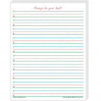 TCR76531 - Smart Start 1-2 Writing Paper 100 Sheets in Handwriting Paper