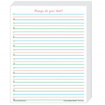 TCR76533 - Smart Start 1-2 Writing Paper 360 Sheets in Handwriting Paper