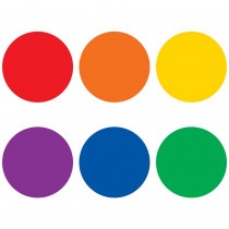 """Spot On Colorful Circles Carpet Markers, 7 - TCR77001 