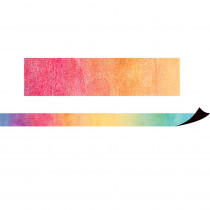 TCR77148 - Watercolor Magnetic Border in Border/trimmer