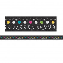 TCR77222 - Chalkboard Brights Magnetic Strips in Border/trimmer