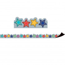 TCR77286 - Marquee Stars Magnetic Border in Border/trimmer