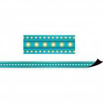 TCR77304 - Light Blue Marquee Magnetic Border in Border/trimmer