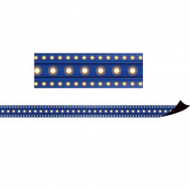 TCR77306 - Dark Blue Marquee Magnetic Strips in Border/trimmer
