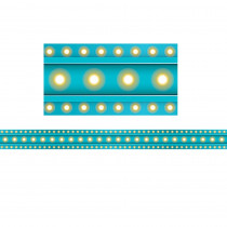 TCR77341 - Clingy Thingies Blue Marquee Border Light in Border/trimmer