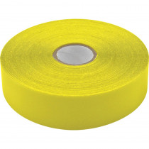 """Spot On Floor Marker Yellow Strips, 1 x 50' Roll - TCR77545 