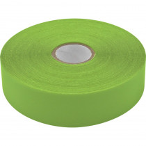 """Spot On Floor Marker Lime Strips, 1 x 50' Roll - TCR77546 