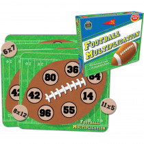 TCR7807 - Football Multiplication Game in Math