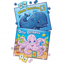 TCR7810 - Undersea Abcs Game in Language Arts