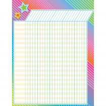 TCR7935 - Colorful Vibes Incentive Charts in Classroom Theme