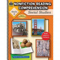 TCR8030 - Nonfiction Reading Comprehension Science Gr 5 in Comprehension