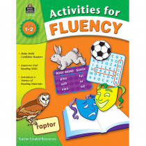 TCR8050 - Activities For Fluency Gr 1-2 in Activities