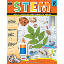 TCR8180 - Stem Engaging Handson Challenges Using Everyday Materials Gr K in Classroom Activities