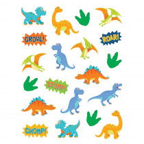 TCR8197 - Dinosaurs Stickers in Stickers